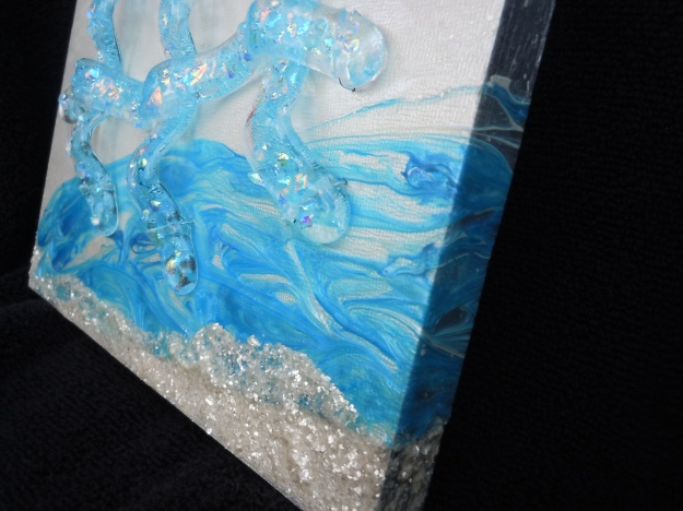 Water, Water detail side