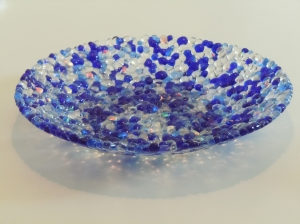 Bowl on white