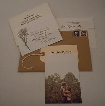 Wedding materials
